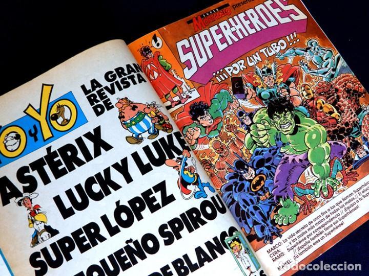 Cómics: SUPER MORTADELO - Nº 76 - SUPER-HÉROES - EDICIONES B - 1987 - ORIGINAL - - Foto 5 - 237481500