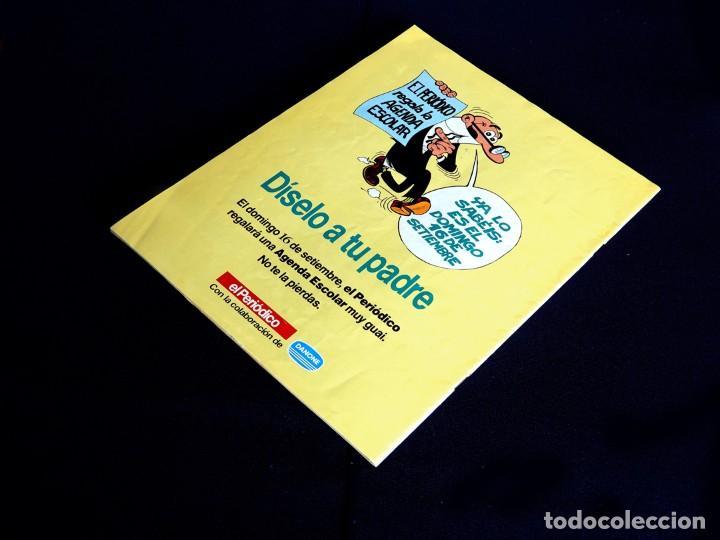 Cómics: SUPER MORTADELO - Nº 76 - SUPER-HÉROES - EDICIONES B - 1987 - ORIGINAL - - Foto 7 - 237481500