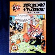 Cómics: OLÉ Nº 94 - MORTADELO Y FILEMÓN - EDICIONES B - 1ª EDICIÓN 1995 - F. IBÁÑEZ - ORIGINAL -. Lote 237483690