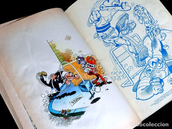 Cómics: OLÉ Nº 94 - MORTADELO Y FILEMÓN - EDICIONES B - 1ª EDICIÓN 1995 - F. IBÁÑEZ - ORIGINAL - - Foto 6 - 237483690