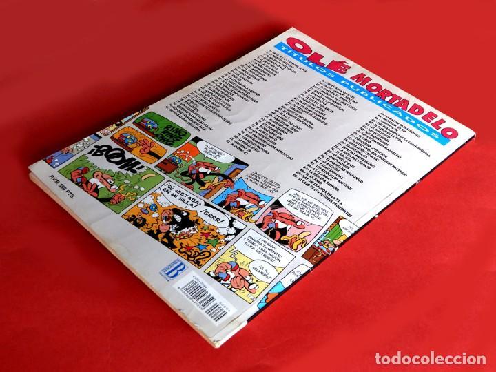 Cómics: OLÉ Nº 94 - MORTADELO Y FILEMÓN - EDICIONES B - 1ª EDICIÓN 1995 - F. IBÁÑEZ - ORIGINAL - - Foto 7 - 237483690