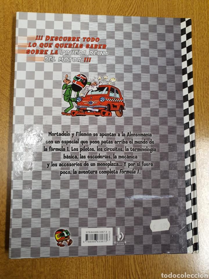 Cómics: Mortadelo especial fórmula 1 , ediciones B - Foto 2 - 237664740