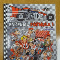 Cómics: MORTADELO ESPECIAL FÓRMULA 1 , EDICIONES B. Lote 237664740