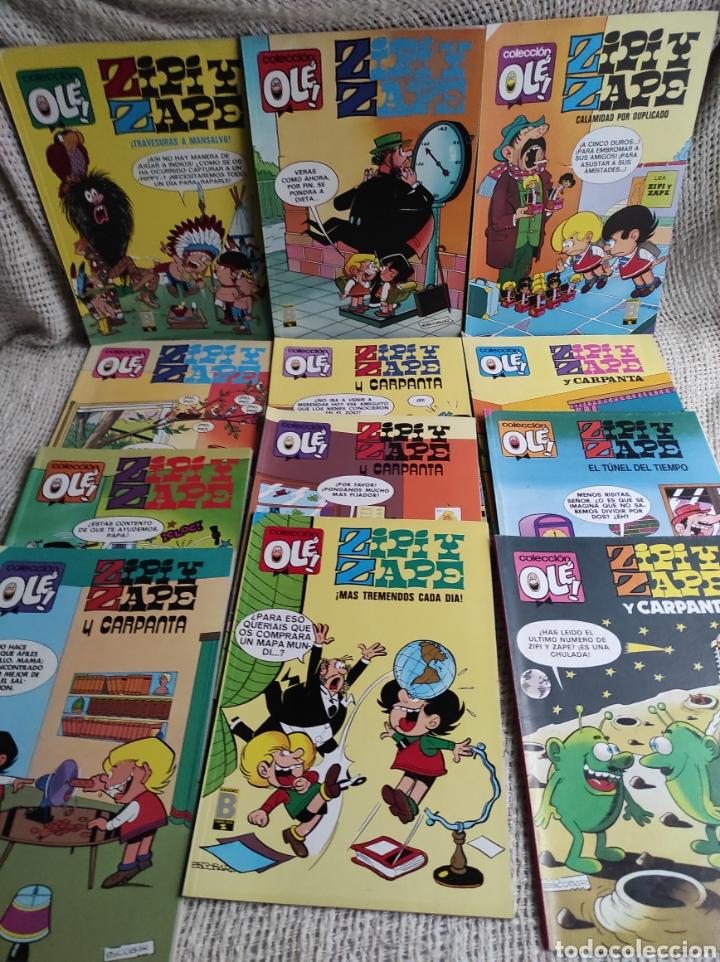 ZIPI ZAPE, COLECCIÓN - LOTE DE 12 EJEMPLARES -EDITA : EDICINES B ( NUEVOS ) (Tebeos y Comics - Ediciones B - Otros)