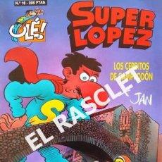 Cómics: SUPER LOPEZ ´- LOS CERDITOS DE CAMPRODÓN - EDICIONES B, S.A.. Lote 238102610
