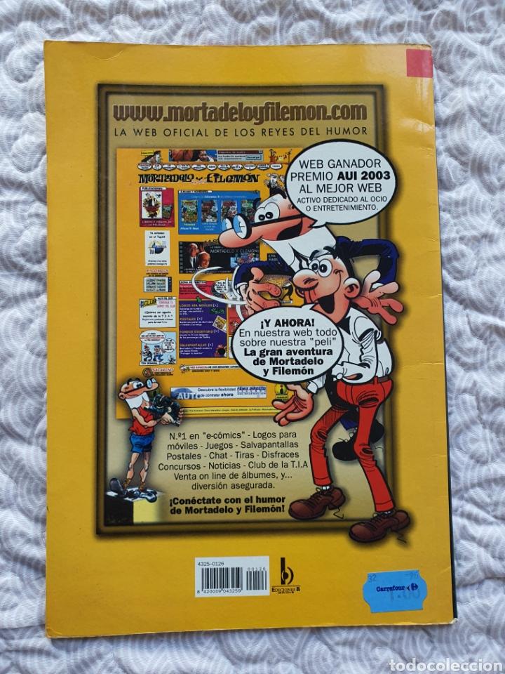 Cómics: Ole número 126 , Mortadelo y Filemón, Reyes de la risa - Foto 2 - 238200725