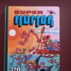 Cómics: LIBRO SUPER HUMOR Nº I EDICIONES B. 1981. Lote 238212310