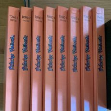 Cómics: PRINCIPE VALIENTE : ENCUADERNACION EDITORIAL , 8 TOMOS .COMPLETA . EDICIONES B .. Lote 238248670