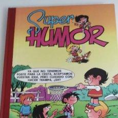 Cómics: SUPER HUMOR ZIPI ZAPE NÚMERO 1 - 2ª EDICION ABRIL 1997. Lote 238390080