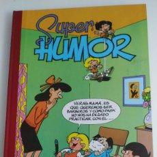 Fumetti: SUPER HUMOR ZIPI ZAPE NÚMERO 3 - 2ª EDICION 2000. Lote 238390815