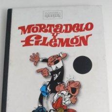 Cómics: CLASICOS DEL HUMOR - MORTADELO Y FILEMON I - RBA 2009. Lote 238392535