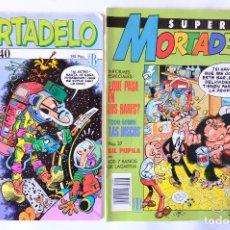 Cómics: SUPER MORTADELO Nº 97 Y MORTADELO EXTRA 40. Lote 238537795