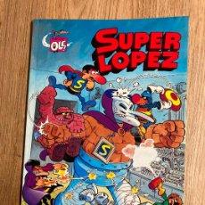 Comics : SUPER LOPEZ OLE Nº 3. 3ª EDICION ENERO 1993, EDICIONES B. NUEVO. Lote 238848365