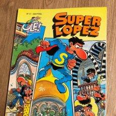 Cómics: SUPER LOPEZ OLE Nº 17. 1ª EDICION RELIEVE 1993, EDICIONES B. NUEVO. Lote 238850595