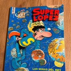 Cómics: SUPER LOPEZ OLE Nº 32. 1ª EDICION RELIEVE 1998, EDICIONES B. NUEVO. Lote 238870820