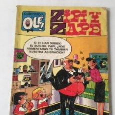 Cómics: COLECCIÓN OLÉ ZIPI Y ZAPE 1988 EDICIONES B BRUGUERA. Lote 239369455