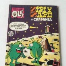 Cómics: COLECCIÓN OLÉ ZIPI Y ZAPE Y CARPANTA EDICIONES B BRUGUERA. Lote 239369745