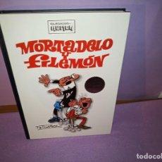 Fumetti: CLÁSICOS DEL HUMOR - ESPECIAL COLECCIONISTAS - RBA 2009 - MORTADELO Y FILEMÓN VOL. I. Lote 239872210