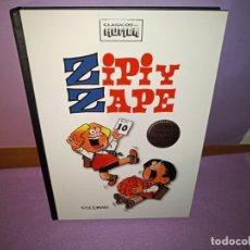 Fumetti: CLÁSICOS DEL HUMOR - ESPECIAL COLECCIONISTAS - RBA 2009 - ZIPI Y ZAPE VOL. I. Lote 239879835