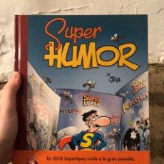 Comics : SUPER HUMOR SUPER LOPEZ 19 SUPERLOPEZ EDICIONES B DE BRUGUERA. Lote 240258405