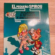 Cómics: EL PEQUEÑO SPIROU Nº 3. TAPA BLANDA. EDICIONES B 1996. Lote 240803445