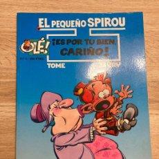 Cómics: EL PEQUEÑO SPIROU Nº 4. TAPA BLANDA. EDICIONES B 1996. Lote 240803580