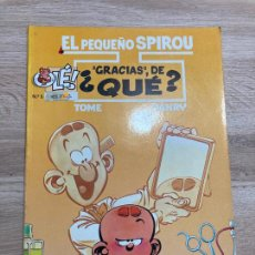 Cómics: EL PEQUEÑO SPIROU Nº 5. TAPA BLANDA. EDICIONES B 1996. Lote 240803790