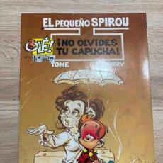 Cómics: EL PEQUEÑO SPIROU Nº 6. TAPA BLANDA. EDICIONES B 1996. Lote 240803875