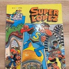 Cómics: COLECCION OLE SUPER LOPEZ RELIEVE Nº 17. EDICIONES B 1ª EDICION 1993. Lote 240804285
