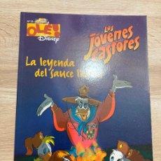 Cómics: COLECCION OLE DISNEY Nº 38 LOS JOVENES CASTORES. EDICIONES B 1ª EDICION 1997. Lote 240805385