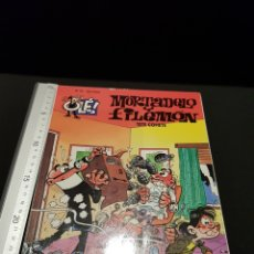 Comics : OLÉ MORTADELO Y FILEMÓN NR 28 ED B 3.ª EDICIÓN 2001. Lote 240842540