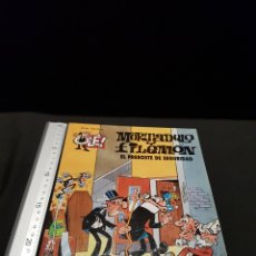 Comics : OLÉ MORTADELO Y FILEMÓN NR 44 ED B 3.ª EDICIÓN 2001. Lote 240852250