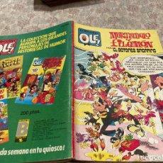 Fumetti: OLE Nº239-M.32 MORTADELO Y FILEMON CON EL BOTONES SACARINO - 2 ªEDICION -JULIO 1987 EDICIONES B. Lote 241001785