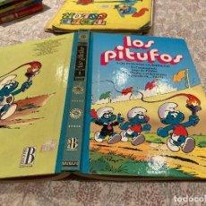 Cómics: LOS PITUFOS TOMO 1 - 1ª EDICION ABRIL 1992 - EDICIONES B. Lote 241079705