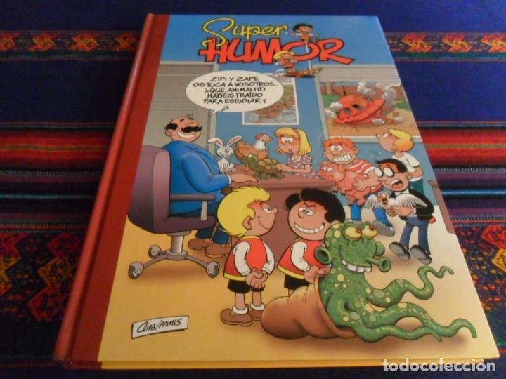 SUPER HUMOR ZIPI Y ZAPE NºS 1 DE ESCOBAR Y 13. EDICIONES B. RAROS. REGALO Nº 8. (Tebeos y Comics - Ediciones B - Clásicos Españoles)