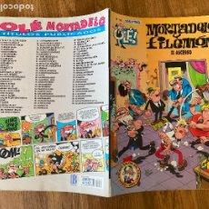 Comics : ¡LIQUIDACION! PEDIDO MINIMO 5 EUROS - OLÉ! MORTADELO Y FILEMON Nº 88 - EDICIONES B - GCH. Lote 242082840