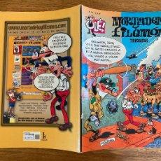 Cómics: ¡LIQUIDACION! PEDIDO MINIMO 5 EUROS - OLÉ! MORTADELO Y FILEMON Nº 92 - EDICIONES B - GCH. Lote 242083500