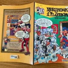 Cómics: ¡LIQUIDACION! PEDIDO MINIMO 5 EUROS - OLÉ! MORTADELO Y FILEMON Nº 98 - EDICIONES B - GCH. Lote 242083780