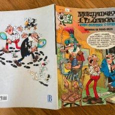 Cómics: ¡LIQUIDACION! PEDIDO MINIMO 5 EUROS - OLÉ! MORTADELO Y FILEMON Nº 112 - EDICIONES B - GCH. Lote 242086520
