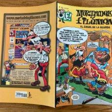 Comics : ¡LIQUIDACION! PEDIDO MINIMO 5 EUROS - OLÉ! MORTADELO Y FILEMON Nº 123 - EDICIONES B - GCH. Lote 242086805