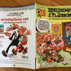 Comics : ¡LIQUIDACION! PEDIDO MINIMO 5 EUROS - OLÉ! MORTADELO Y FILEMON Nº 157 - EDICIONES B - GCH. Lote 242089395