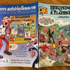 Cómics: ¡LIQUIDACION! PEDIDO MINIMO 5 EUROS - OLÉ! MORTADELO Y FILEMON Nº 160 - EDICIONES B - GCH. Lote 242089785