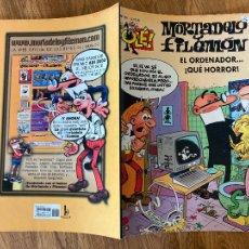 Comics : ¡LIQUIDACION! PEDIDO MINIMO 5 EUROS - OLÉ! MORTADELO Y FILEMON Nº 161 - EDICIONES B - GCH. Lote 242089945