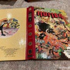 Comics : SUPER HUMOR Nº 33 MORTADELO Y FILEMON, SACARINO Y ROMPETECHOS, 1ª EDICION 1989 EDICIONES B. Lote 242478700