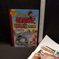 Fumetti: SUPER HUMOR CHICHA, TATO Y CLODOVEO, DE PROFESIÓN SIN EMPLEO. NR.46. ED. B. 1.ª EDICIÓN. AÑO 2009. Lote 243211295