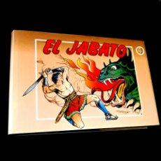 Cómics: MUY BUEN ESTADO EL JABATO 4 TOMO EDICIONES B. Lote 243346470