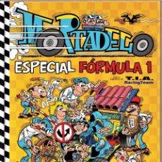 Cómics: MORTADELO Y FILEMÓN ESPECIAL FORMULA 1 - 1º EDICION 2006 - EDICIONES B. Lote 243664510