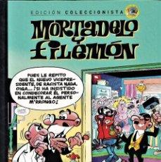 Cómics: MORTADELO Y FILEMÓN EDICIÓN COLECCIONISTA Nº9 - 2012 SALVAT. Lote 243664980