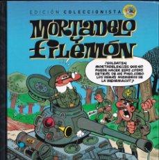 Cómics: MORTADELO Y FILEMÓN EDICIÓN COLECCIONISTA Nº50 - 2012 SALVAT. Lote 243665755