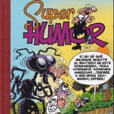 Cómics: SUPER HUMOR - MORTADELO Y FILEMÓN 4 - 2007 EDICIONES B. Lote 243668550